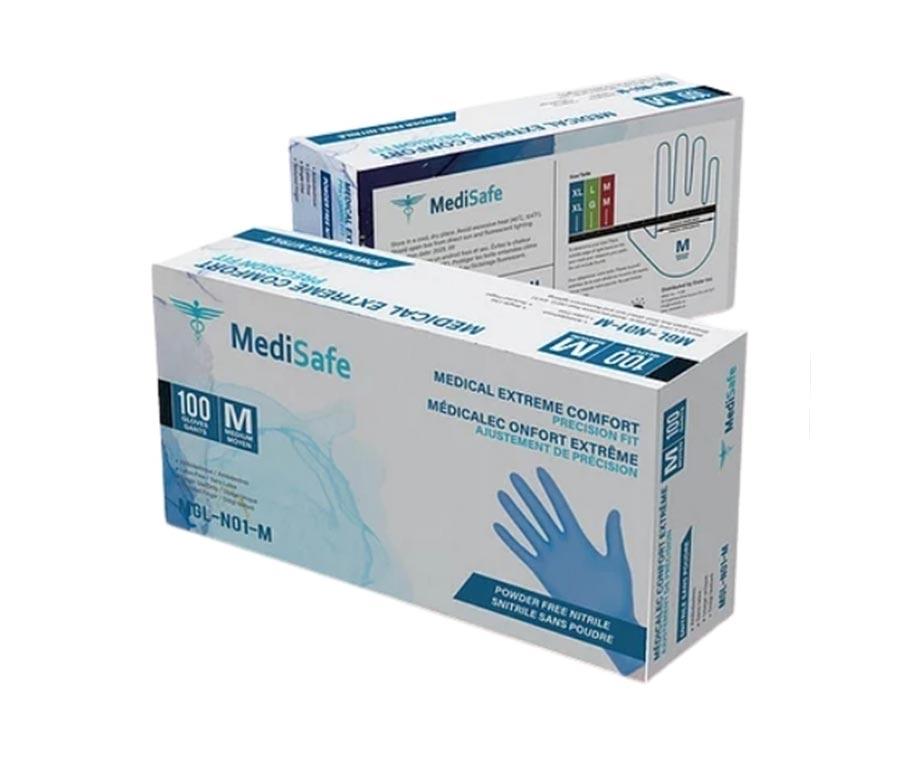 MediSafe-Medical-Examination-Nitrile-Gloves