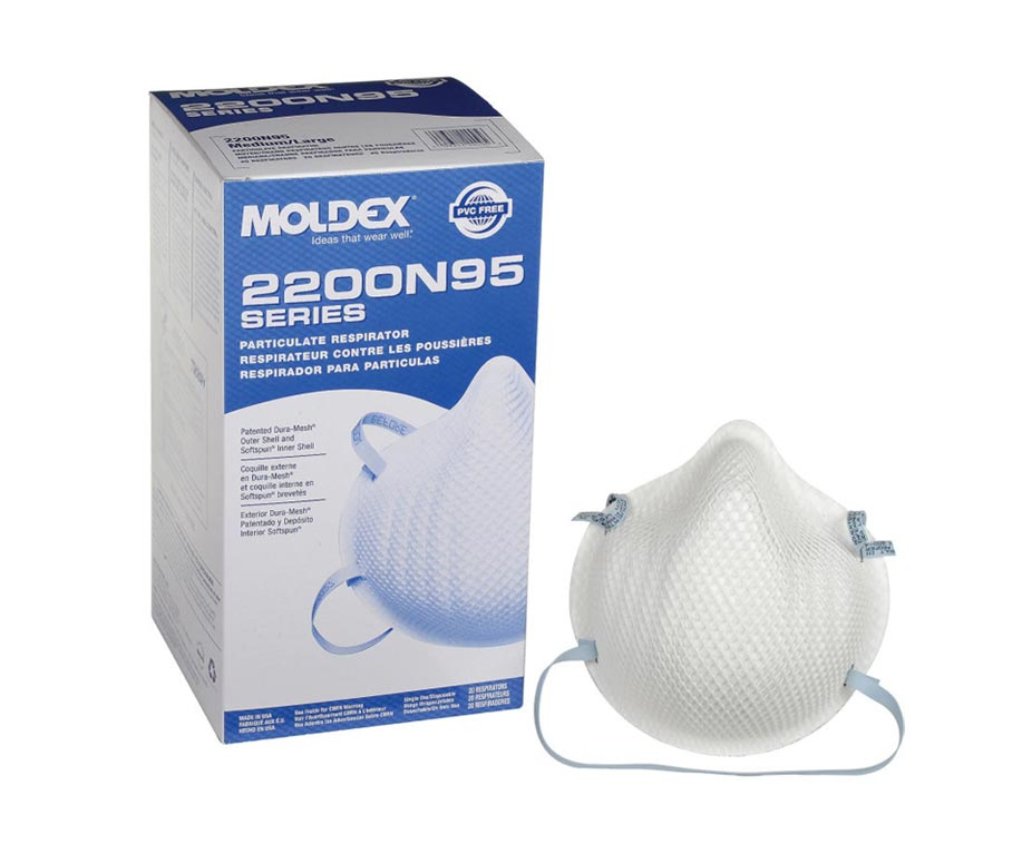 Moldex-2200-N95-Respirator